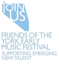 York Early Music Festival Friend Joint Membership