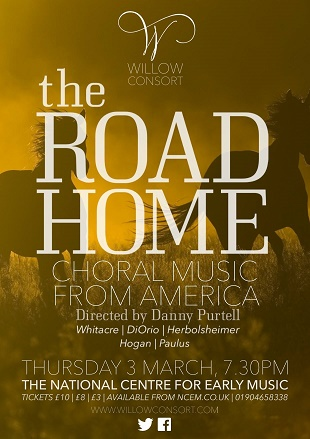 The Willow Consort: The Road Home